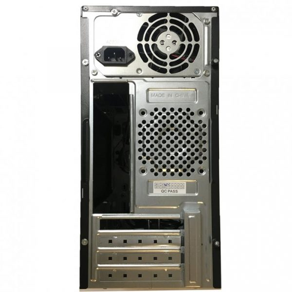 Корпус Delux MK260 Black 500W 12Fan - купить в интернет-магазине Анклав