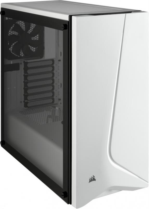 Корпус Corsair Carbide SPEC-06 Tempered Glass White (CC-9011145-WW) без БП - купить в интернет-магазине Анклав