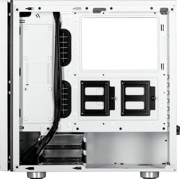 Корпус Corsair Carbide SPEC-06 RGB Tempered Glass White (CC-9011147-WW) без БЖ - купить в интернет-магазине Анклав