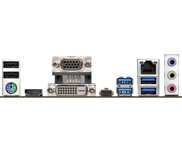 Материнська плата ASRock B365M Pro4 Socket 1151 - купить в интернет-магазине Анклав