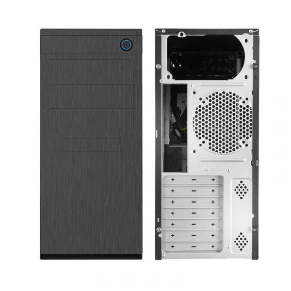 Корпус Chieftec HC-10B-OP без БП, 2xUSB3.0, 2xUSB2.0, Black - купить в интернет-магазине Анклав