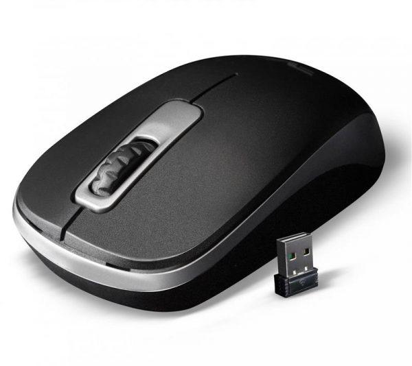 Мышь беспроводная Frime FWMO-220В Черный - купить в интернет-магазине Анклав