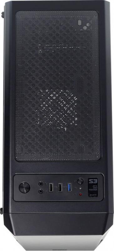 Корпус Zalman S3 Black без БП - купить в интернет-магазине Анклав