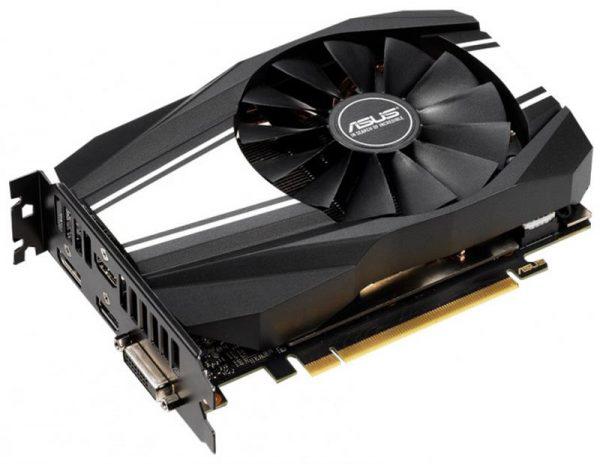 GF RTX 2060 6GB GDDR6 Phoenix Asus (PH-RTX2060-6G) - купить в интернет-магазине Анклав