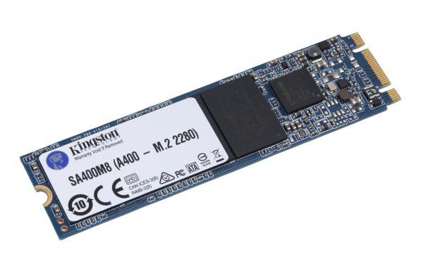 "SSD  240GB Kingston A400 2.5"" M.2 2280 SATA III TLC (SA400M8/240G) - купить в интернет-магазине Анклав"