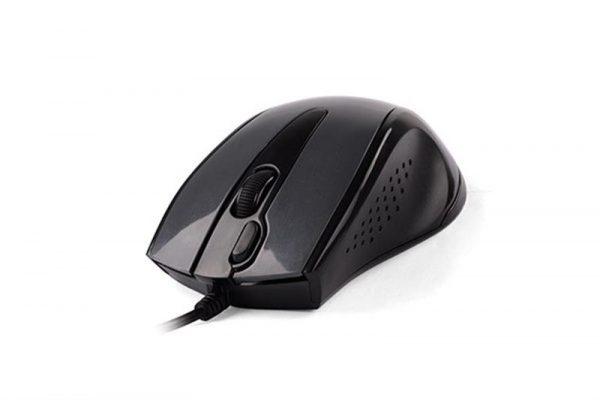 Мишка A4Tech N-500FS Black USB - купить в интернет-магазине Анклав