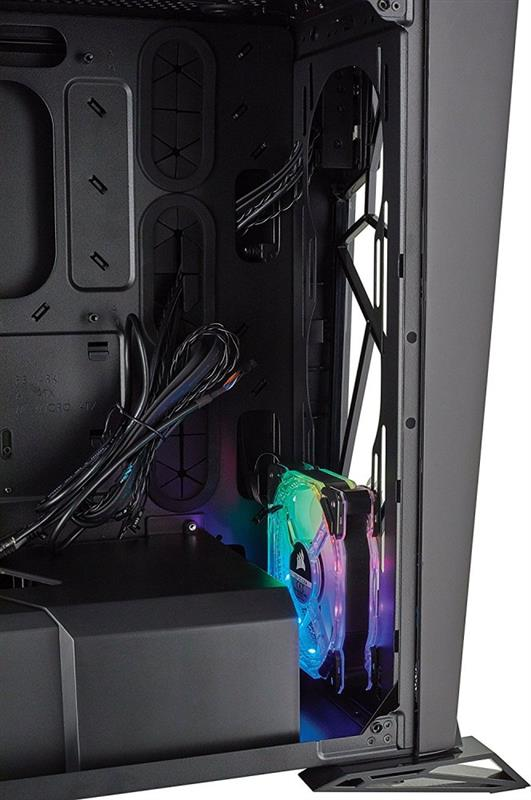 Корпус Corsair Carbide Spec-Omega RGB Black (CC-9011140-WW) без БЖ - купить в интернет-магазине Анклав