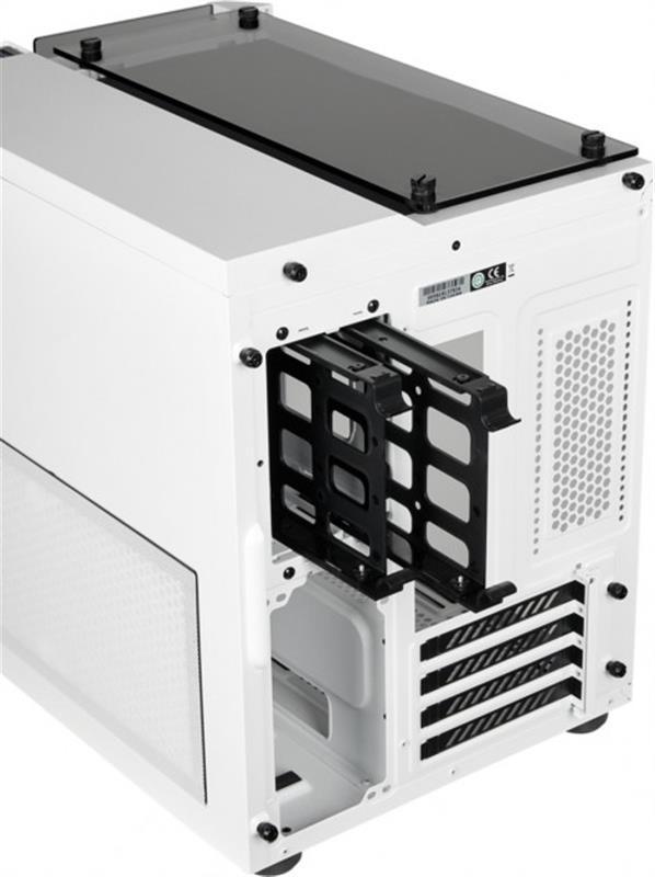 Корпус Corsair Carbide 280X RGB Tempered Glass White (CC-9011137-WW) без БЖ - купить в интернет-магазине Анклав