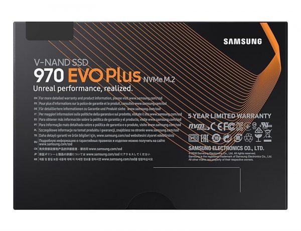 SSD  250GB Samsung 970 EVO Plus M.2 PCIe 3.0 x4 V-NAND MLC (MZ-V7S250BW) - купить в интернет-магазине Анклав