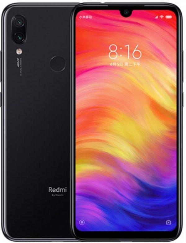 Xiaomi Redmi Note 7 3/32GB Dual Sim Space Black - купить в интернет-магазине Анклав