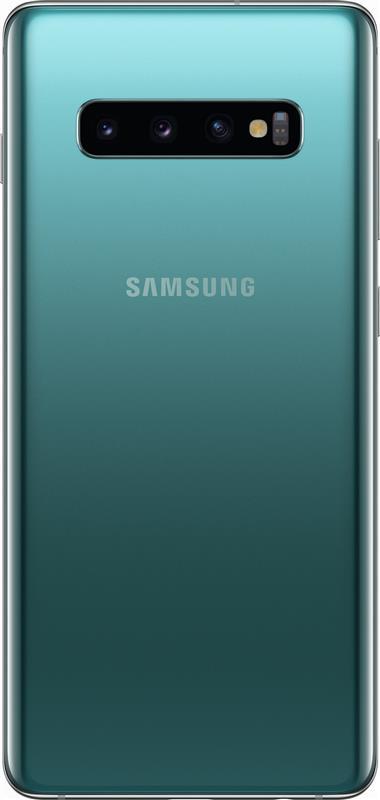 Samsung Galaxy S10+ SM-G975 128GB Dual Sim Green (SM-G975FZGDSEK) - купить в интернет-магазине Анклав