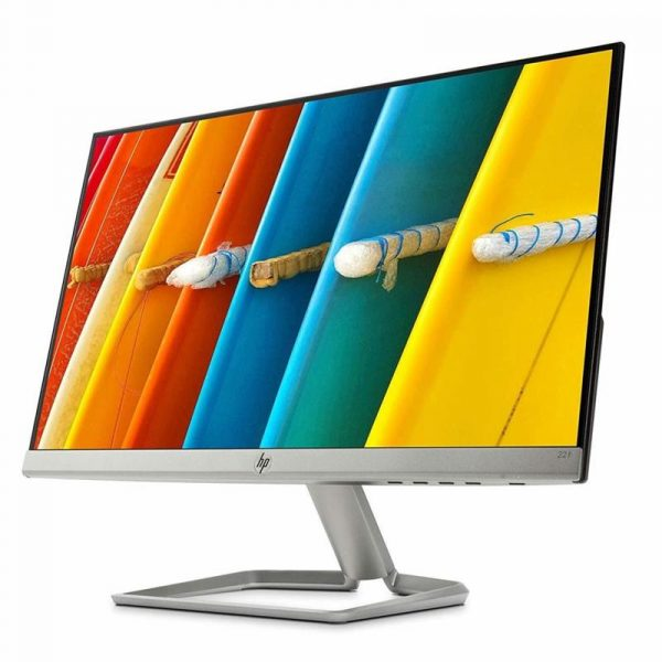 "HP 21.5"" 22f (2XN58AA) IPS Black/Silver - купить в интернет-магазине Анклав"