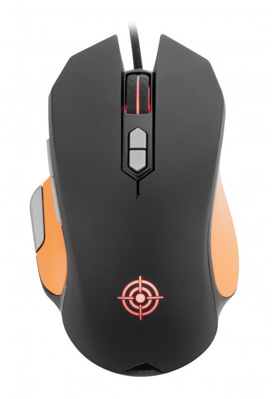 Мышь GamePro Clash GM866 Black USB - купить в интернет-магазине Анклав