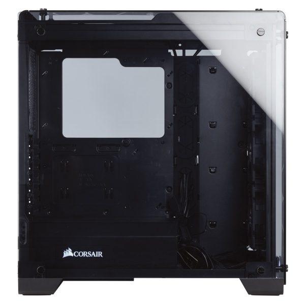 Корпус Corsair Crystal 570X RGB Black (CC-9011098-WW) без БП - купить в интернет-магазине Анклав