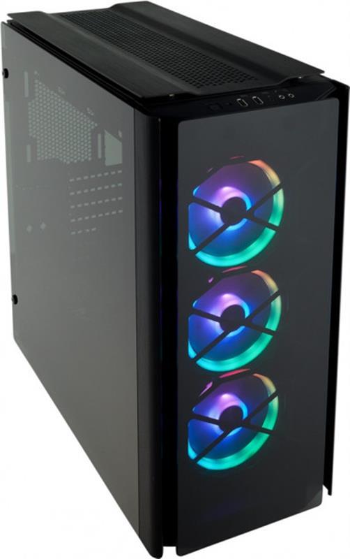 Корпус Corsair Obsidian 500D RGB SE Premium Black (CC-9011139-WW) без БЖ - купить в интернет-магазине Анклав