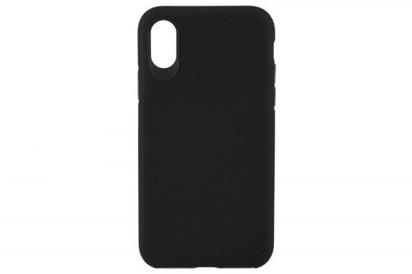 Чехол-накладка 2E Triangle для Samsung Galaxy J6 SM-J600 Black (2E-G-J6-18-TKTLBK) - купить в интернет-магазине Анклав