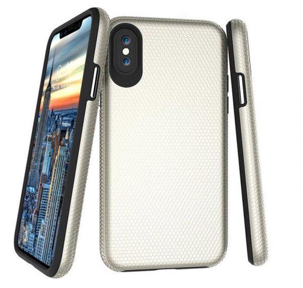 Чехол-накладка 2E Triangle для Samsung Galaxy J6 SM-J600 Gold (2E-G-J6-18-TKTLGD) - купить в интернет-магазине Анклав