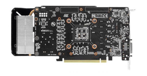 GF RTX 2060 6GB GDDR6 Dual OC Palit (NE62060S18J9-1160A) - купить в интернет-магазине Анклав