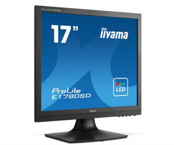 """Iiyama 17"""" E1780SD-B1 Black - купить в интернет-магазине Анклав"""