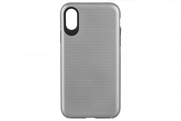 Чехол-накладка 2E Triangle для Samsung Galaxy J7 (2017) SM-J730 Silver (2E-G-J7-17-TKTLSLV) - купить в интернет-магазине Анклав