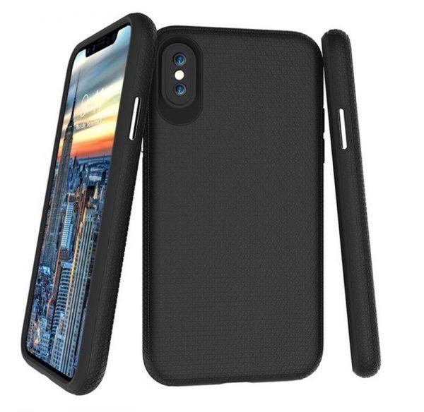 Чехол-накладка 2E Triangle для Samsung Galaxy S9 SM-G960 Black (2E-G-S9-18-TKTLBK) - купить в интернет-магазине Анклав