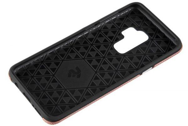 Чехол-накладка 2E Triangle для Samsung Galaxy S9+ SM-G965 Rose Gold (2E-G-S9P-18-TKTLRG) - купить в интернет-магазине Анклав