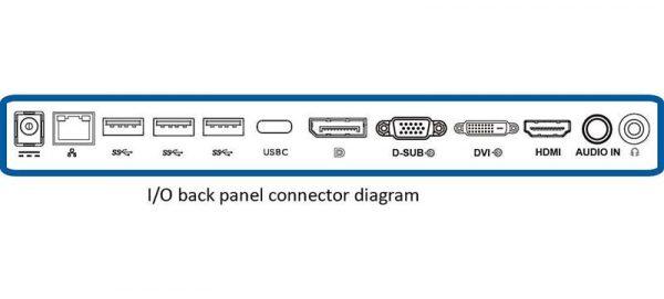 """Монітор Philips 25"""" 258B6QUEB/00 IPS Black - купить в интернет-магазине Анклав"""