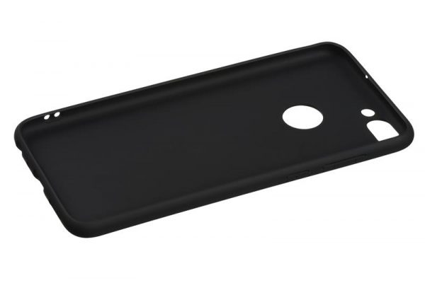 Чехол-накладка 2E Basic Soft touch для Huawei P Smart Black (2E-H-PS-18-NKST-BK) - купить в интернет-магазине Анклав