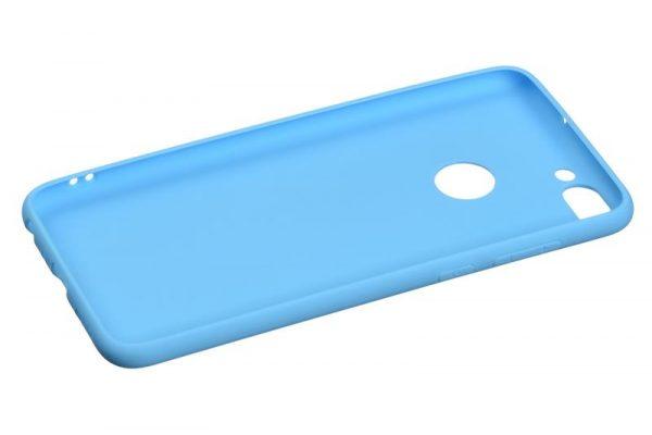 Чехол-накладка 2E Basic Soft touch для Huawei P Smart Blue (2E-H-PS-18-NKST-BL) - купить в интернет-магазине Анклав