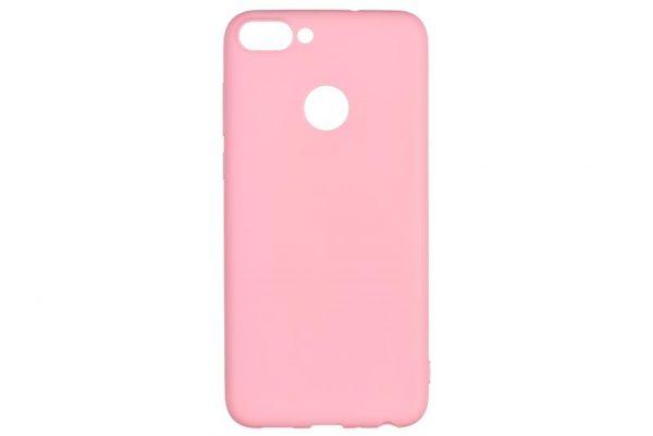 Чехол-накладка 2E Basic Soft touch для Huawei P Smart Pink (2E-H-PS-18-NKST-PK) - купить в интернет-магазине Анклав