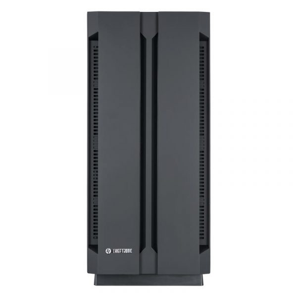Корпус Chieftec Chieftronic G1 Tempered Glass Black (GR-01B-OP) без БП; прозрачная боковая стенка, A-RGB, 2xUSB3.0, 2хUSB2.0 - купить в интернет-магазине Анклав