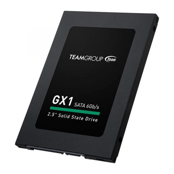 """Накопитель SSD  480GB Team GX1 2.5"""" SATAIII TLC (T253X1480G0C101) - купить в интернет-магазине Анклав"""