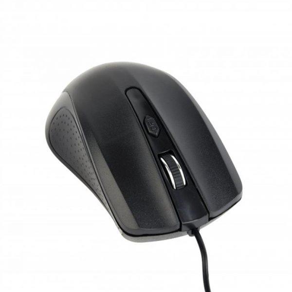 Мишка Gembird MUS-4B-01 Black USB - купить в интернет-магазине Анклав
