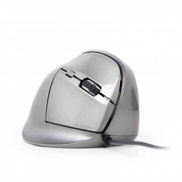 Мышь Gembird MUS-ERGO-02 Black USB - купить в интернет-магазине Анклав