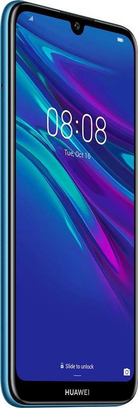 Huawei Y6 2019 Dual Sim Sapphire Blue - купить в интернет-магазине Анклав