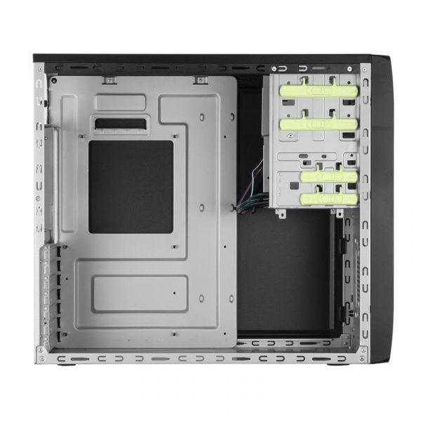 Корпус Chieftec Mesh CG-04B-OP без БП, 2xUSB3.0, 2xUSB2.0, Black - купить в интернет-магазине Анклав