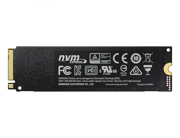 SSD 1 ТB Samsung 970 EVO Plus M.2 PCIe 3.0 x4 V-NAND MLC (MZ-V7S1T0BW) - купить в интернет-магазине Анклав