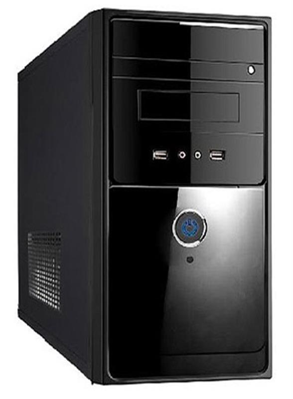 Корпус Ezcool MQ325B 400w Black - купить в интернет-магазине Анклав