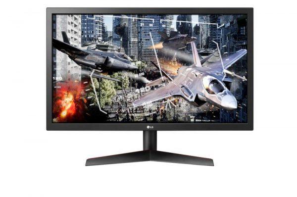 """LG 23.6"""" 24GL600F-B Black 144Hz - купить в интернет-магазине Анклав"""