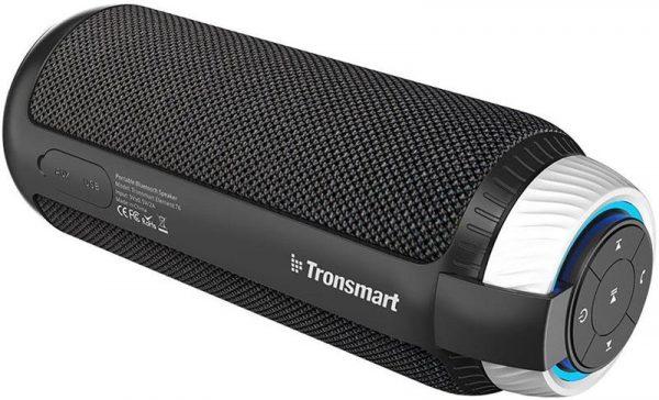Акустична система Tronsmart Element T6 Black (235567) - купить в интернет-магазине Анклав