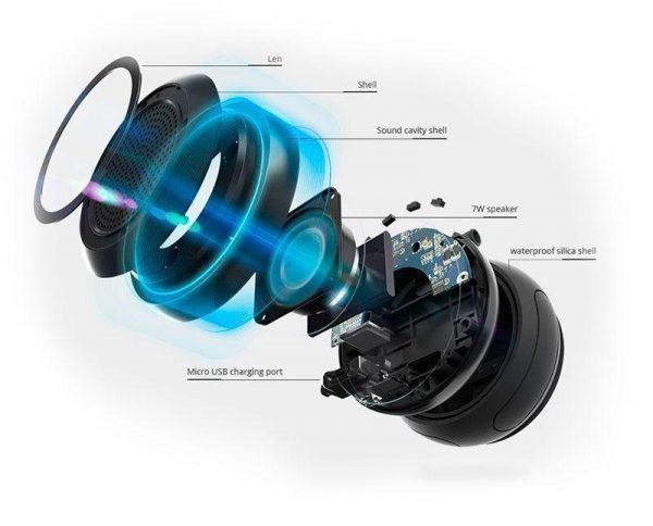 Акустическая система Tronsmart Element Splash Black (244773) - купить в интернет-магазине Анклав