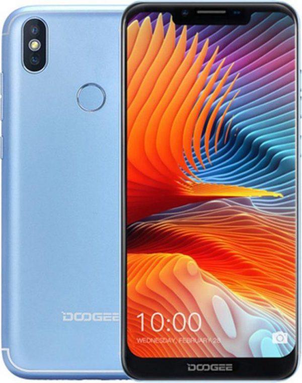 Doogee BL5500 Lite Dual Sim Blue (6924351668013) - купить в интернет-магазине Анклав