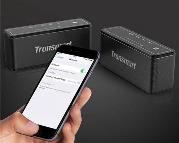 Акустическая система Tronsmart Element Mega Black (250394) - купить в интернет-магазине Анклав
