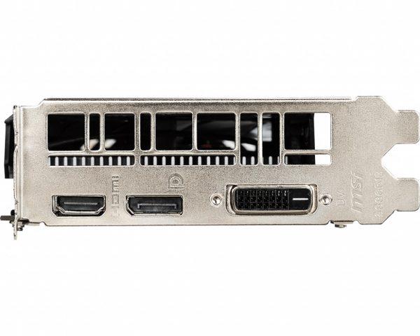 GF GTX 1650 4GB GDDR5 Aero ITX OC MSI (GeForce GTX1650 AERO ITX 4G OC) - купить в интернет-магазине Анклав