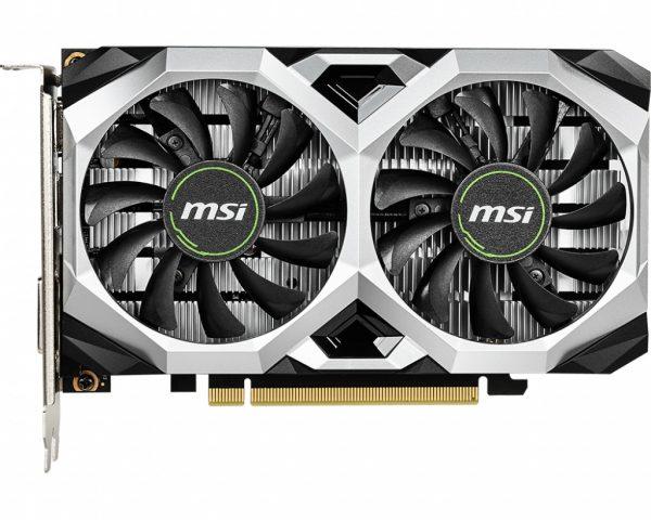 GF GTX 1650 4GB GDDR5 Ventus XS OC MSI (GeForce GF GTX1650 Ventus XS 4G OC) - купить в интернет-магазине Анклав