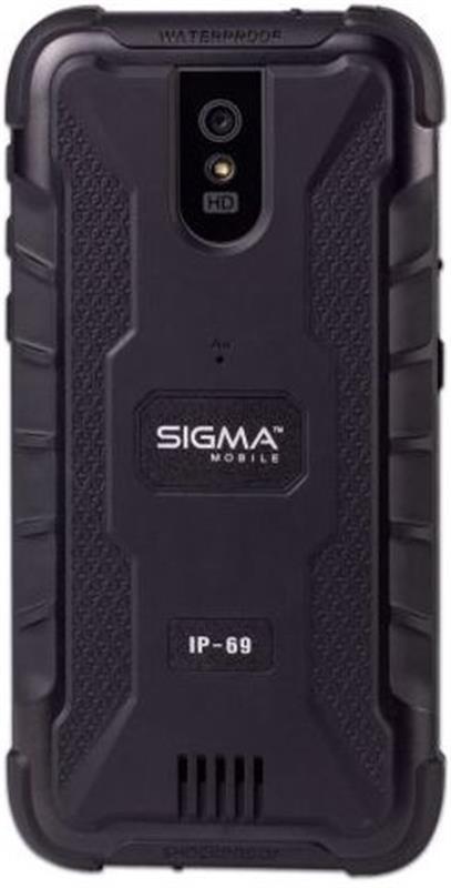 Sigma mobile X-treme PQ29 Black - купить в интернет-магазине Анклав