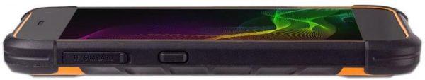 Смартфон Sigma mobile X-treme PQ29 Dual Sim Black/Orange - купить в интернет-магазине Анклав