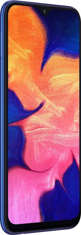 Samsung Galaxy A10 SM-A105 Dual Sim Blue (SM-A105FZBGSEK) - купить в интернет-магазине Анклав