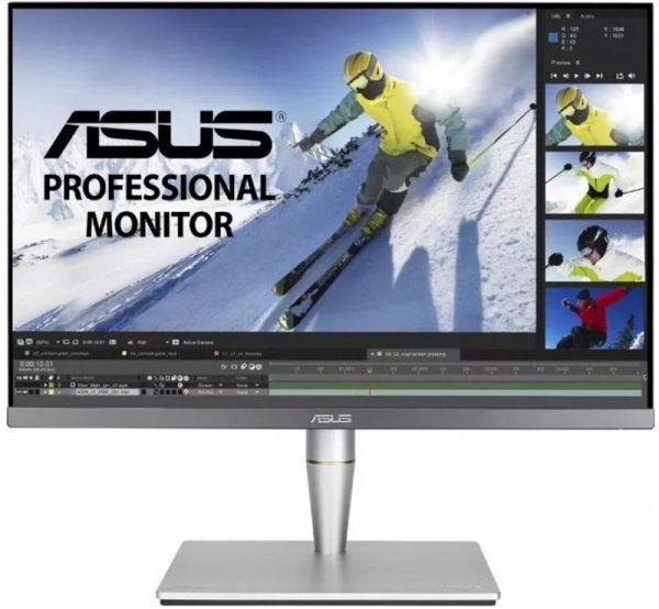 """Монитор ASUS 24.1"""" PA24AC IPS Gray - купить в интернет-магазине Анклав"""