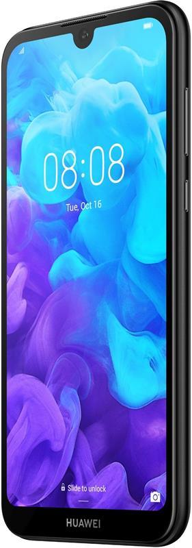 Huawei Y5 2019 2/16GB Dual Sim Modern Black - купить в интернет-магазине Анклав